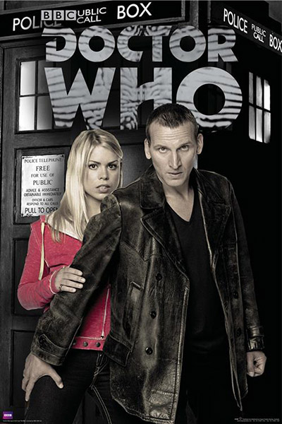 Doctor-who-9th-Doctor-Christopher-Eccleston-POSTER-60x90cm-NEW-Billie-Piper