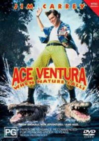 Ace-Ventura-When-Nature-Calls-NEW-DVD-Jim-Carrey