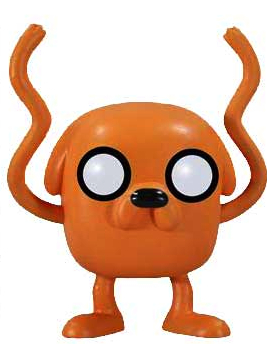 Adventure-Time-Jake-NO-BOX-Pop-Vinyl-Figure-NEW-Funko