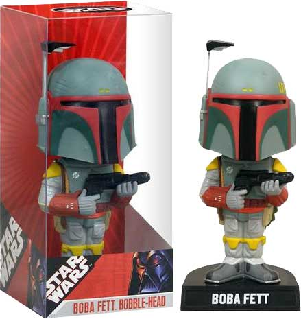 Star-Wars-Boba-Fett-Wacky-Wobbler-Bobble-Head-Figure-NEW-IN-BOX-r