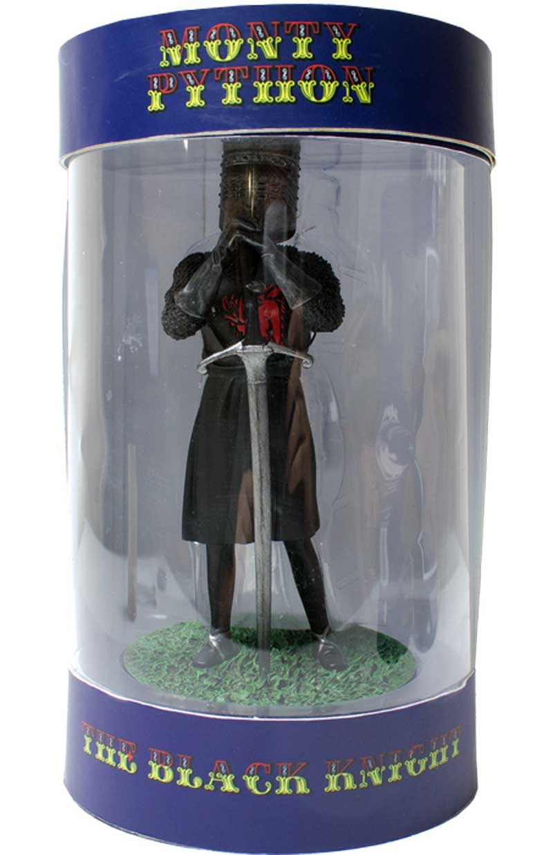 Monty-Python-The-Black-Knight-Bobble-Head-Figure-NEW