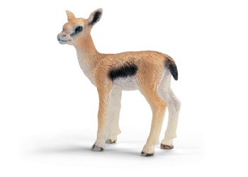 Gazelle-Fawn-Schleich-toy-figure-NEW-Wild-Life-Animal-Africa