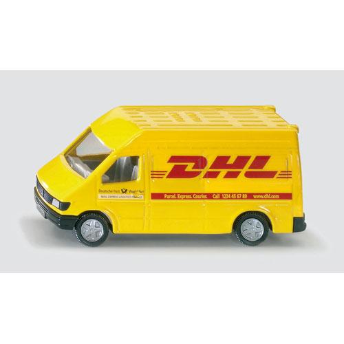 SIKU DHL Post Van * Die-cast Toy Vehicle Model * NEW