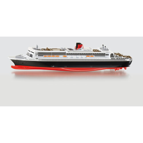 SIKU-Queen-Mary-2-II-Cruise-Ship-1-1400-scale-Toy-Model-24cm-long-NEW