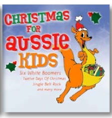 Christmas-For-Aussie-Kids-CD-Music-NEW-Australian-Xmas-Songs-Six-White-Boomers