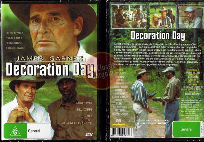 HD wallpapers decoration day dvd