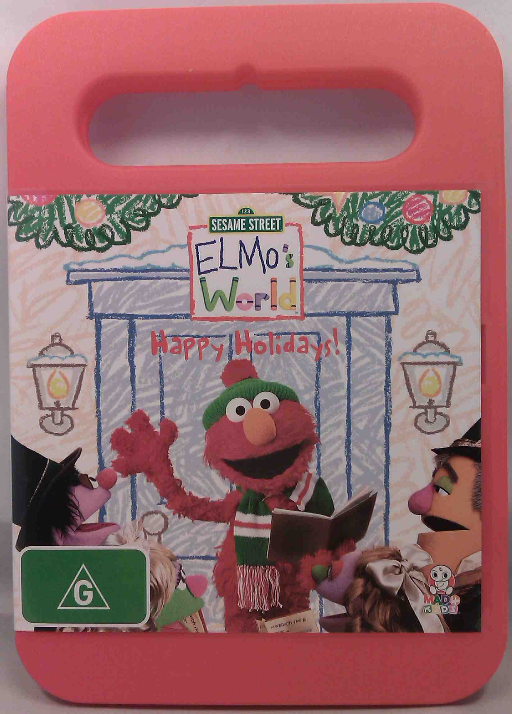 Elmos World Happy Holidays | Car Interior Design