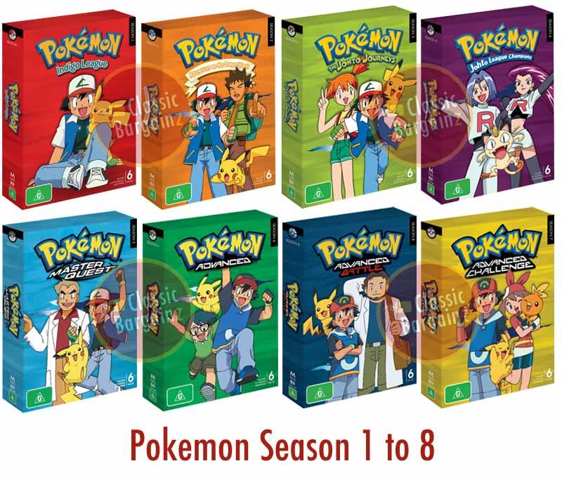 series pokemon all .