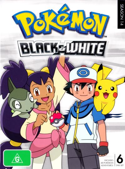 Black Pokemon Names Pokemon Season 14 Black And