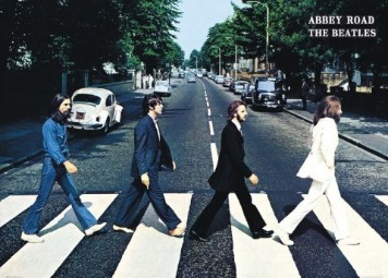 THE-BEATLES-POSTER-Abbey-Road-Album-Cover-lennon-NEW