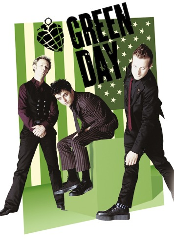 american idiot by the band green The two-time tony award-winning hit musical green day's american idiot, based  on the grammy award-winning multi-platinum album, boldly takes the.