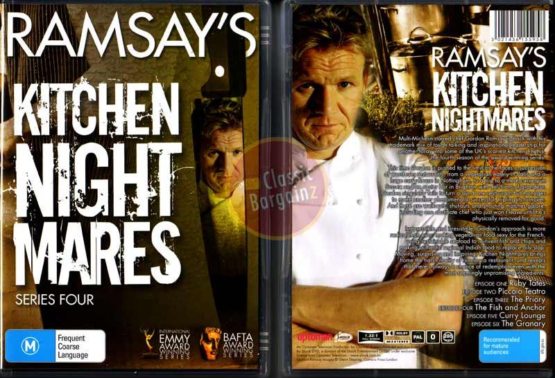 Ramsay kitchen nightmares season 4 e1 premelam for Kitchen nightmares season 4 episode 14