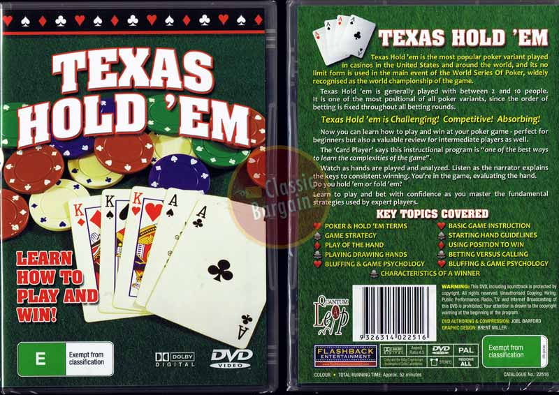 Texas holdem outs