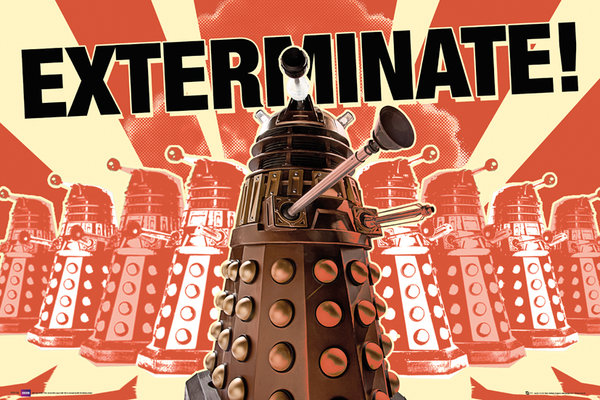 EXTERMINATE! | Know Your Meme