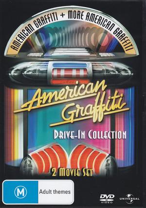 American Graffiti More 2 Movie Set George Lucas Harrison Ford Coppola